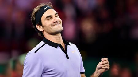 Roger Federer memutuskan untuk absen di ajang Prancis Terbuka 2017. - INDOSPORT