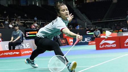 Tunggal putri Indonesia, Hanna Ramadini. - INDOSPORT