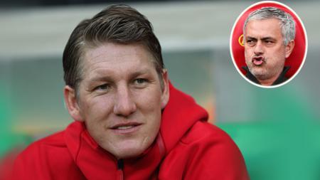 Bastian Schweinsteiger, mantan pemain Man United. - INDOSPORT