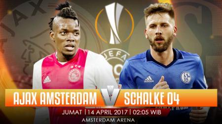 Prediksi Ajax Amsterdam vs Schalke. - INDOSPORT