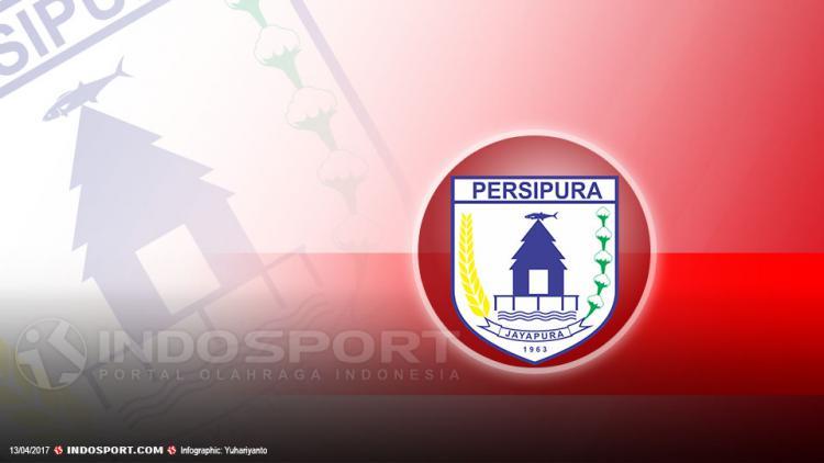 Logo Persipura Jayapura. Copyright: Grafis:Yanto/Indosport