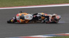 Indosport - Pembalap Repsol Honda, Dani Pedrosa.