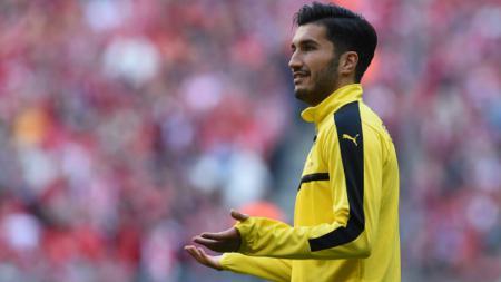Gelandang Borussia Dortmund, Nuri Sahin. - INDOSPORT