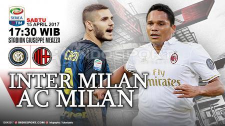 Prediksi Inter Milan vs AC Milan - INDOSPORT