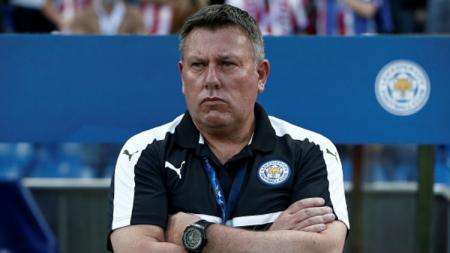Pelatih Leicester City, Craig Shakespeare - INDOSPORT