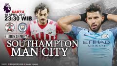 Indosport - Prediksi Southampton FC vs Manchester City.