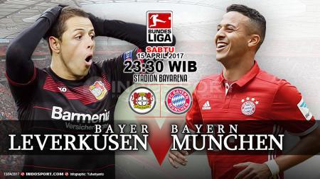 Prediksi Bayer Leverkusen vs Bayern Munchen - INDOSPORT