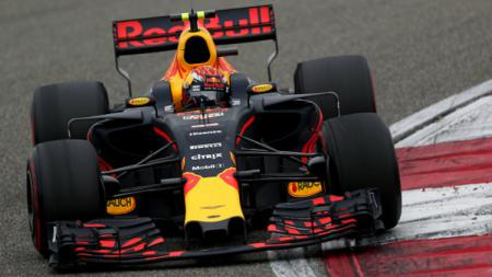 Pembalap Red Bull Racing, Max Verstappen. - INDOSPORT