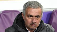 Indosport - Jose Mourinho.