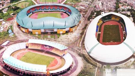Stadion Patriot, Pakansari dan Si Jalak Harupa. - INDOSPORT