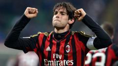 Indosport - Mantan pemain AC Milan, Ricardo Kaka.