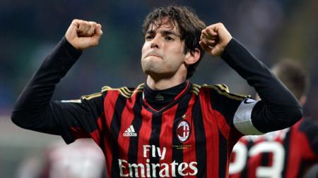 Berikut tersaji lima gelandang asal Brasil terhebat sepanjang masa, dimana salah satunya adalah legenda AC Milan yang bernama Ricardo Kaka dan Ronaldinho. - INDOSPORT