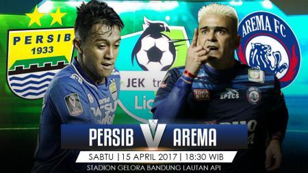 Prediksi Persib Bandung vs Arema FC. - INDOSPORT