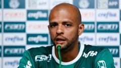Indosport - Pemain Palmeiras, Felipe Melo.