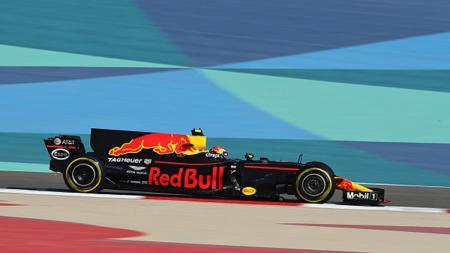 Pembalap andalan Red Bull, Max Verstappen. - INDOSPORT