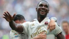 Indosport - Cristian Zapata jadi incaran Genoa dan Brescia untuk musim depan. Emilio Andreoli/Getty Images.