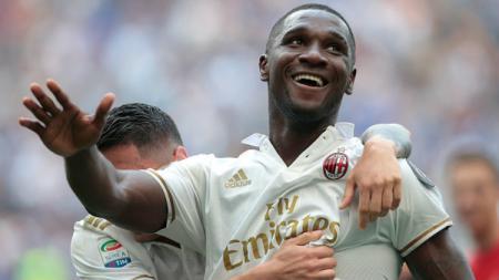 Bek AC Milan, Cristian Zapata. - INDOSPORT