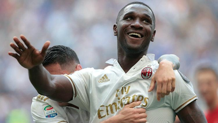 Bek AC Milan, Cristian Zapata. Copyright: Emilio Andreoli/Getty Images