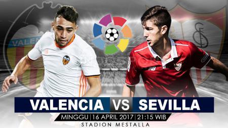Prediksi Valencia vs Sevilla. - INDOSPORT