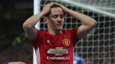 Gelandang Manchester United, Ander Herrera. - INDOSPORT