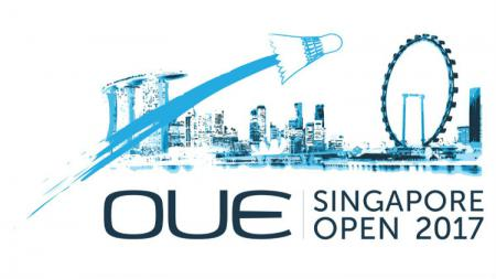 Logo Singapore Open Super Series 2017. - INDOSPORT
