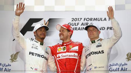 Formula 1 Musim 2017 - INDOSPORT