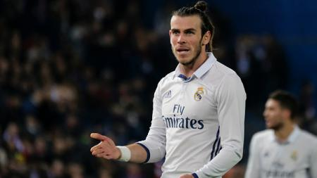 Gareth Bale, pemain bintang Real Madrid. - INDOSPORT