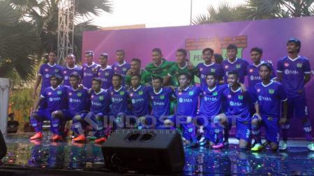 Launching Persita Tangerang - INDOSPORT