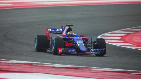 Toro Rosso akan berganti nama untuk gelaran Formula 1 2020. - INDOSPORT