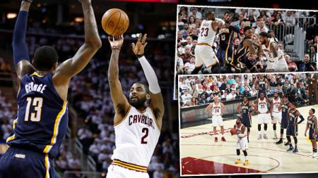 Indiana Pacers vs Cleveland Cavaliers. - INDOSPORT