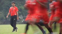 Indosport - Stefano Cugurra Teco posisinya semakin aman di Persija.