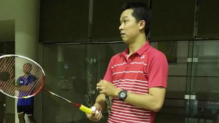 Batal bergulirnya gelaran Badminton Asia Championships 2020 membuat rekor Taufik Hidayat selama 13 tahun dipastikan bakal batal pecah. - INDOSPORT
