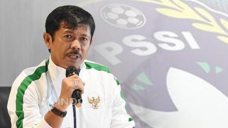 Pelatih Timnas Indonesia, Indra Sjafri. - INDOSPORT
