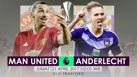 Prediksi Manchester United vs Anderlecht. - INDOSPORT