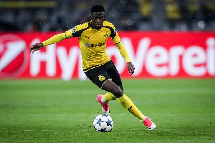 Wonderkid Borussia Dortmund disebut sebagai kandidat peraih Ballon d Or oleh Owen Hargreaves. Copyright: Maja Hitij/Bongarts/Getty Images