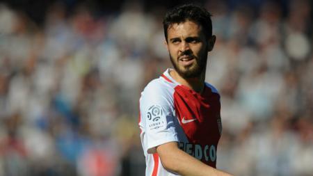 Bintang AS Monaco, Bernardo Silva. - INDOSPORT