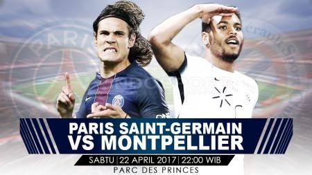 Prediksi PSG vs Montpellier. - INDOSPORT