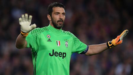 Kiper gaek Juventus, Gianluigi Buffon. - INDOSPORT