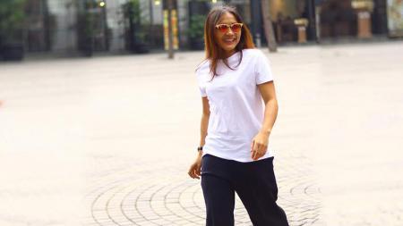 Deliana Fatmawati, wasit sepakbola perempuan Indonesia. - INDOSPORT