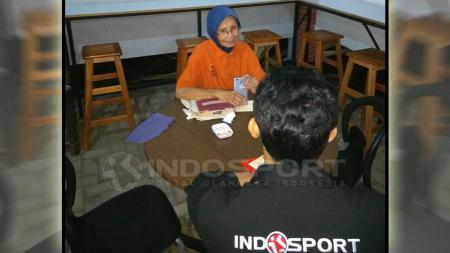 Wiwi H Kusdarti, pelopor sepakbola wanita Indonesia