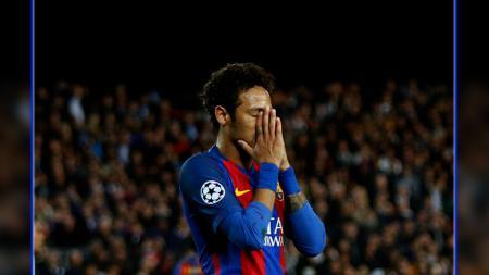 Neymar Jr, penyerang Barcelona. - INDOSPORT