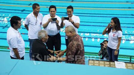 731 perenang ikuti Festival Akuatik di Palembang. - INDOSPORT