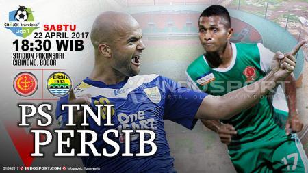 Prediksi PS TNI vs Persib Bandung. - INDOSPORT