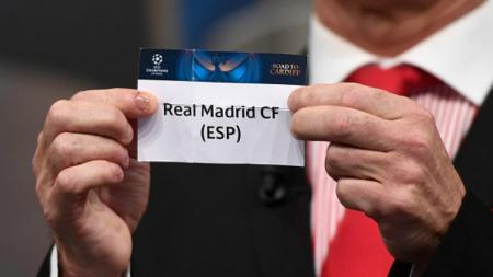 Drawing semifinal Liga Champions. - INDOSPORT