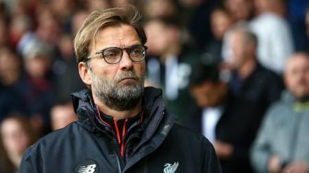 Manajer Liverpool, Jurgen Klopp. - INDOSPORT