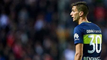 Pemain anyar Juventus, Rodrigo Bentancur. - INDOSPORT