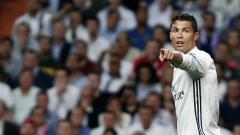 Indosport - Bintang Real Madrid, Cristiano Ronaldo.