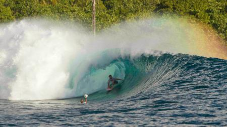 Pantai Mentawai. - INDOSPORT