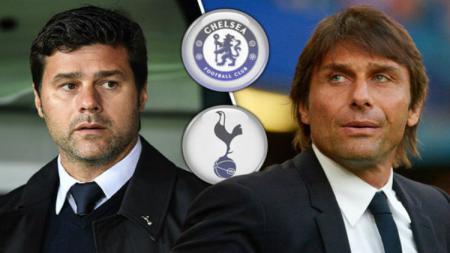 Duel Derby London tersaji pada laga semifinal Piala FA. - INDOSPORT