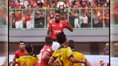 Persija Jakarta vs Barito Putra - INDOSPORT